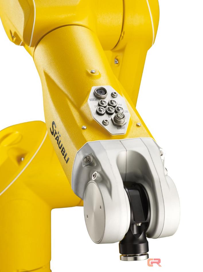 最快速度协作机器人 CIIF 2017: 史陶比尔全新TX2系列 机器人亮相工博会