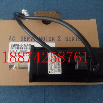 安川SGMAS-01A2A41电机