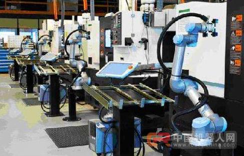 国内首款人工协作机器人:关键部件实现全国产化