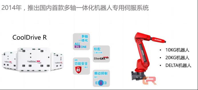 汤小平:以创新伺服驱动技术助力国产机器人发展