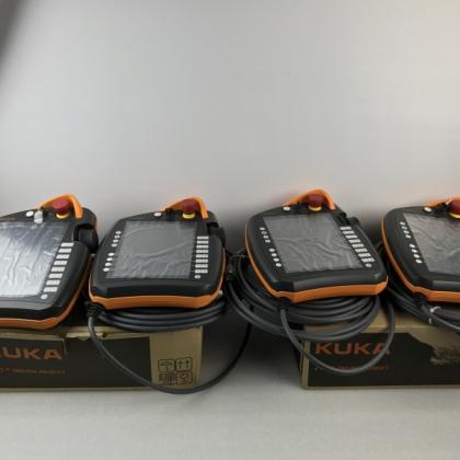 库卡机器人示教器示教盒编程盒KCP2 KCP4