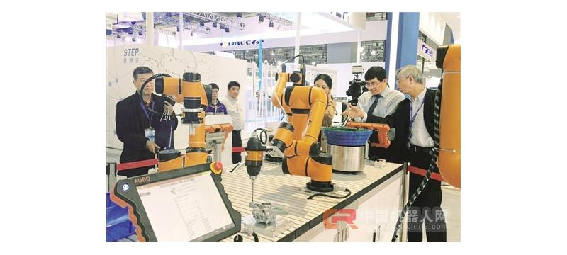 机器人新产品传递出行业发展新动向 人机协作引领机器人产业新趋势