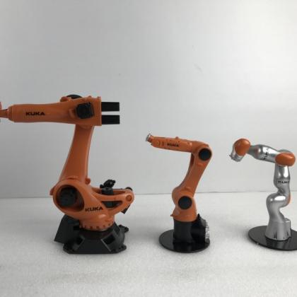 东莞大量现货提供库卡机器人模型 KR210 发那科模型