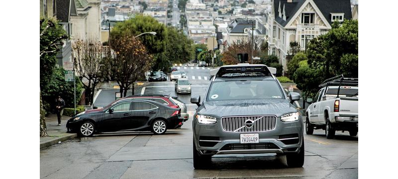沃尔沃获Uber自动驾驶出租车订单 首个机器人车队组成