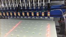 安吉八塔机器人-滴胶水放磁颗机系统