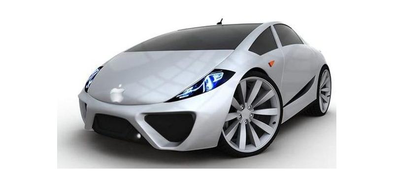 意外彩蛋?苹果目前正研发无人驾驶汽车