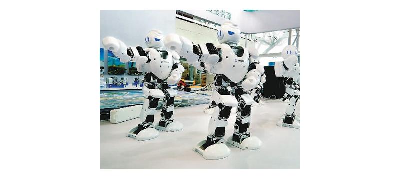 人工智能,中国加速前进