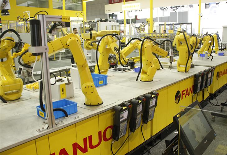 中、美、日等主要国家及地区机器人产业发展大PK