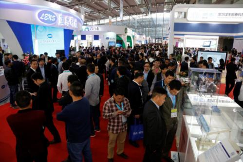 千家名企掘金百亿市场   2017深圳国际全触与显示展盛大开幕