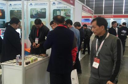 2017上海铸造压铸、锻造、热处理工业炉展—现场部分照片展示