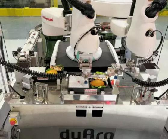 两机器人巨头达成了合作关系 协作开发机器人