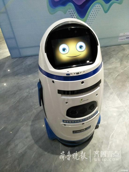 """情报站 天啊,这个机器人能说会道,还会""""挑逗""""你"""