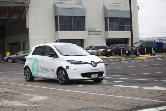 自动驾驶汽车应用进入新阶段:这两家公司将不约而同进行载客测试