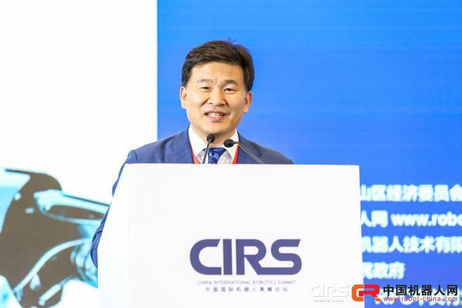 中韩机器人产业界聚首北京