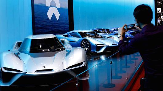 福特调查:中国人比美国人更看好自动驾驶汽车