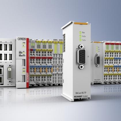 全新的 BACnet MS/TP 接口最多可连接 64 台 BACnet 现场设备