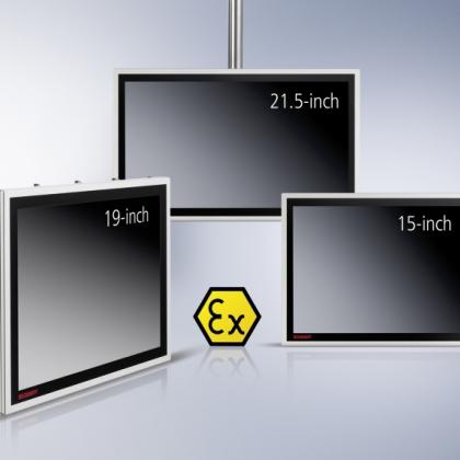 高品质和优雅的外观设计:针对 Ex Zone 2 危险区的多点控制面板