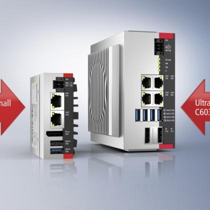C6030 进一步扩展了超紧凑型系列  超紧凑设计,高计算能力