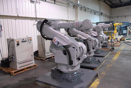 智能制造:传统制造业转型枪声已经响起