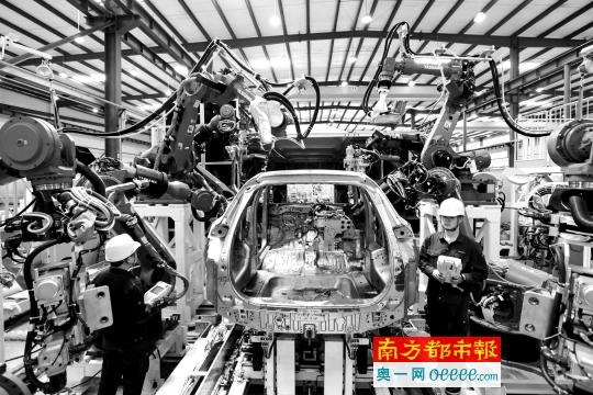 广州智造机器人 凭什么叫板全球