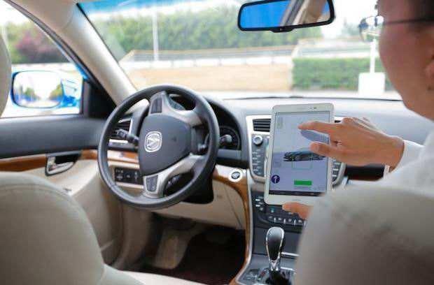 智能汽车的进化 从辅助驾驶到无人驾驶