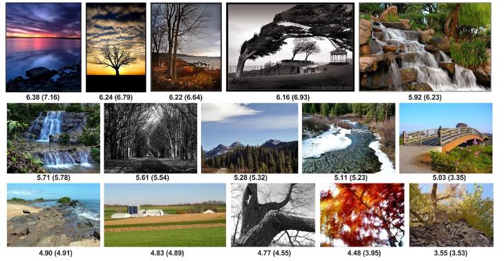 Google 发布会看图的人工智能,让它来评评你的照片拍得好不好