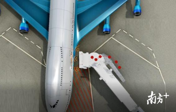 无人驾驶智能登机桥来啦,就在深圳!