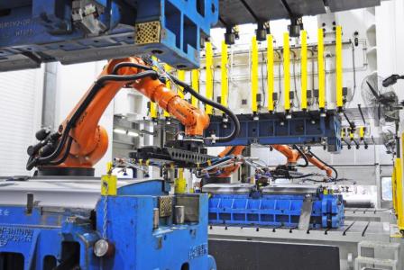 AMTS冲压工程展区——汽车领域冲压自动化一站式解决方案