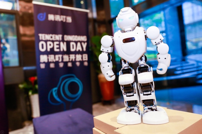 腾讯叮当首次系统性展示AI能力 开放日展示实战型解决方案