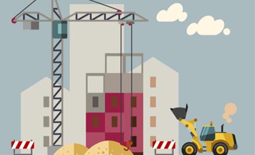 物联网和人工智能改变建筑和采矿业