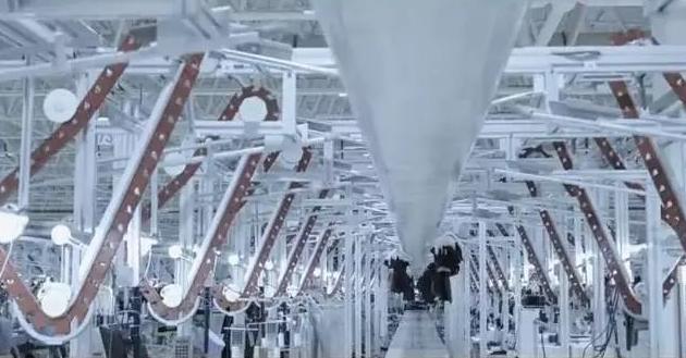智能制造工厂制造过程全解,酷毙了!