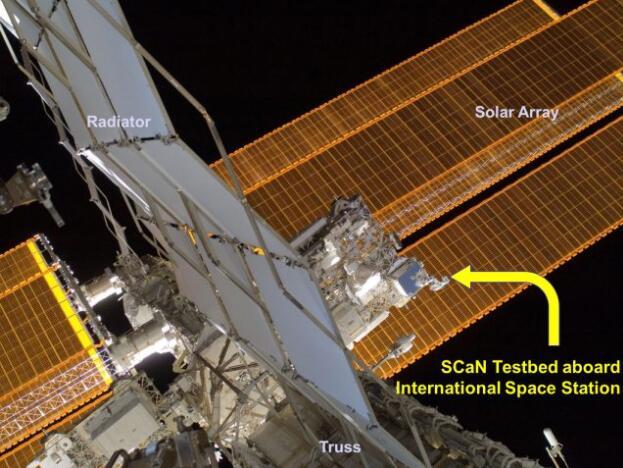 美国国家航空航天局研究人工智能控制宇宙飞船的无线电