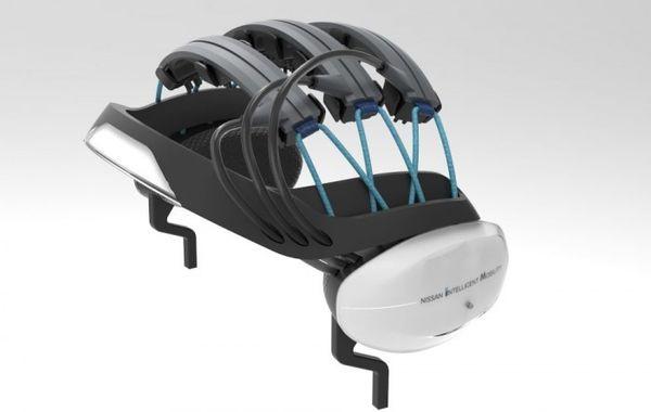 日产研发由大脑控制的汽车技术:自动驾驶更舒适