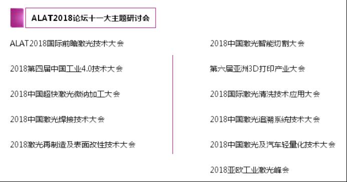 2018中国(深圳)激光与智能制造博览会观众预登记正式开启!