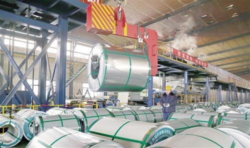 钢铁智能制造成下一风口 五大钢铁企业如何进行智能化改造