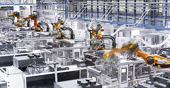 工业机器人大发展时代到来:2017全年产量超12万台
