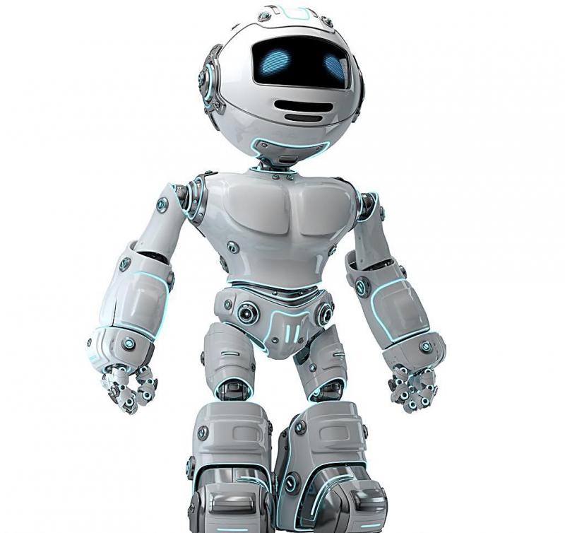怕不怕?看看机器人在和你抢什么?