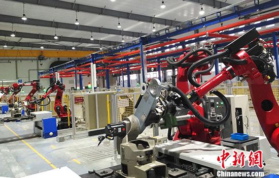 """辽宁装备制造业""""最强大脑""""引领产业转型升级"""