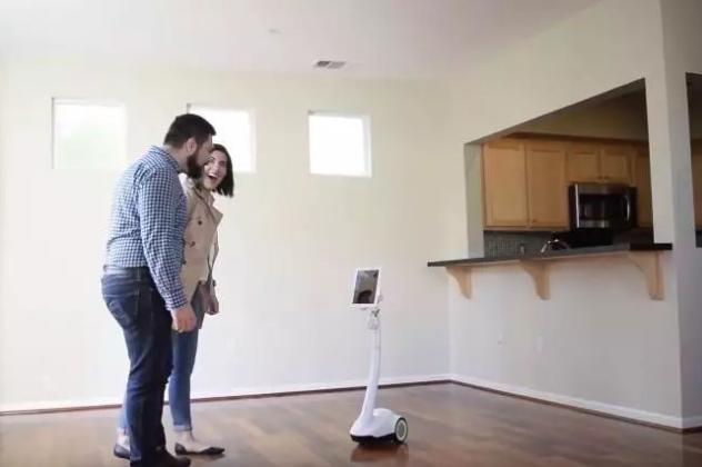 租房新体验:AI机器人中介带你看房