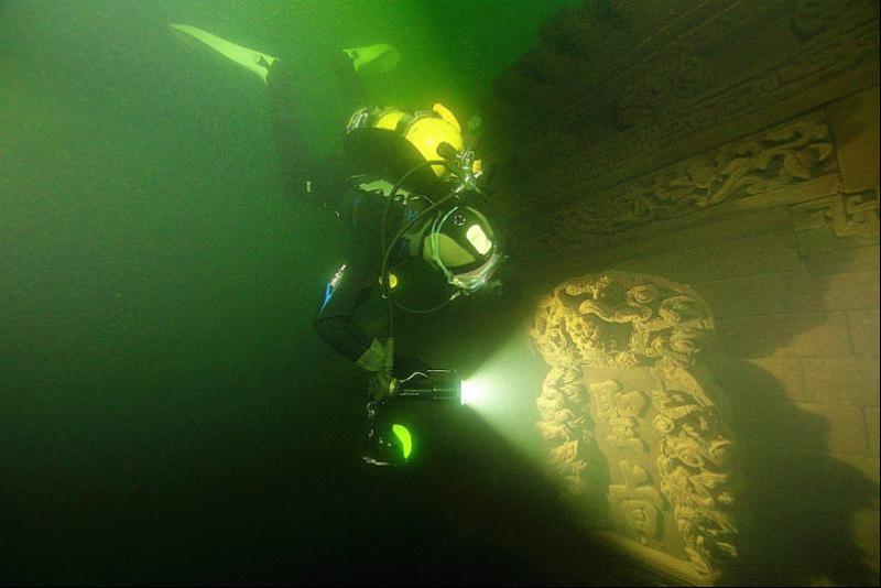 水下无人机FIFISH解开千年古城面纱 考古界新玩,FIFISH或成水下探秘标配