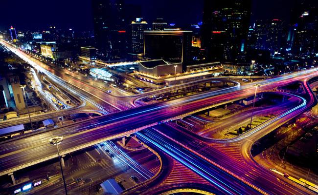 以智能交通化解城市拥堵