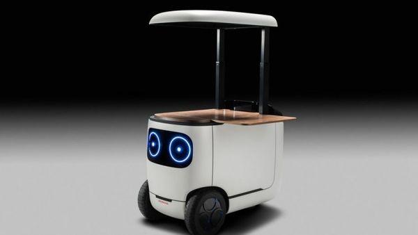 CES 2018:本田展示四种不同的机器人概念