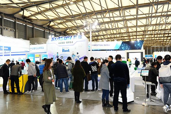 SR SHOW 2018上海国际服务机器人展 年底报名异常火爆
