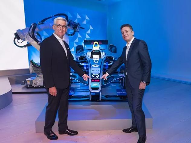 重磅 | ABB冠名赞助国际汽车联盟E级方程式锦标赛