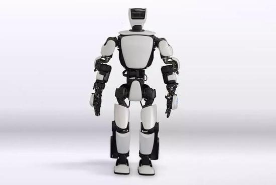 论会玩还是日本民众 丰田机器人真是够骚气了