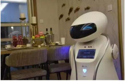 青岛将要打造的人工智能小镇,机器人伴随左右的24小时智慧生活