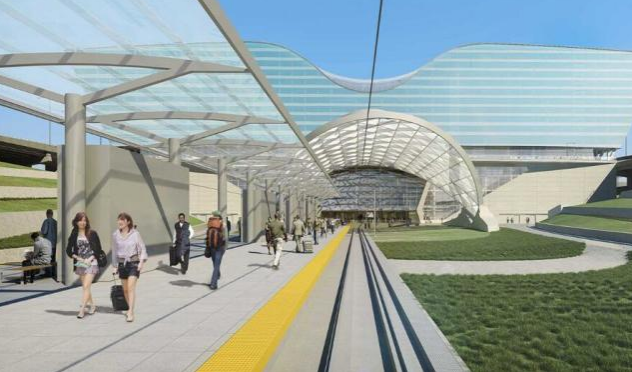 松下在美国建设智能城市 配有高科技公路及无人驾驶车辆