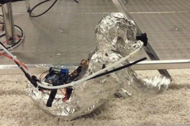 美大学用机器人测室内环境 证实儿童更易吸入有害物质