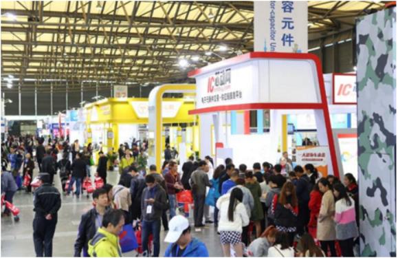 不得不来中国电子展(CEF)的n条理由