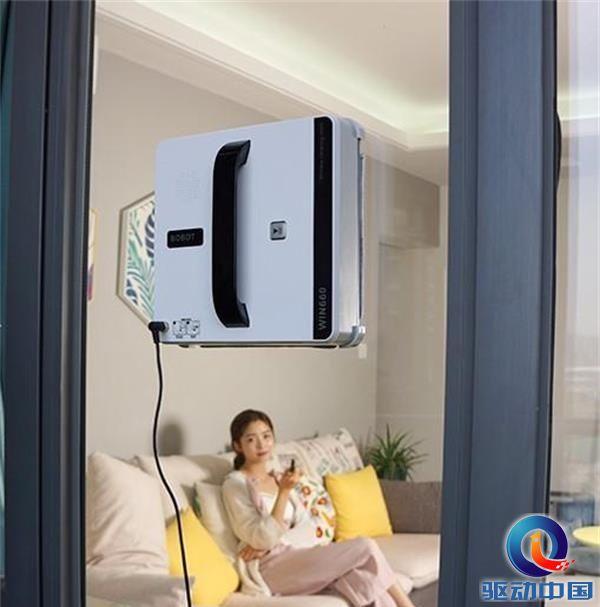"""第一款智能擦窗机器人诞生,成为智能家居""""新宠"""""""